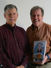 "Jim Corbett and Tim Jones are the authors of ""I Am"