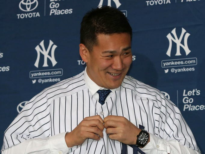 USA TODAY Sports counted down the 100 names you need to know for the 2014 season. Players are ranked in order of their anticipated impact this season. Photos of some of the players. 1. Masahiro Tanaka, RHP, Yankees