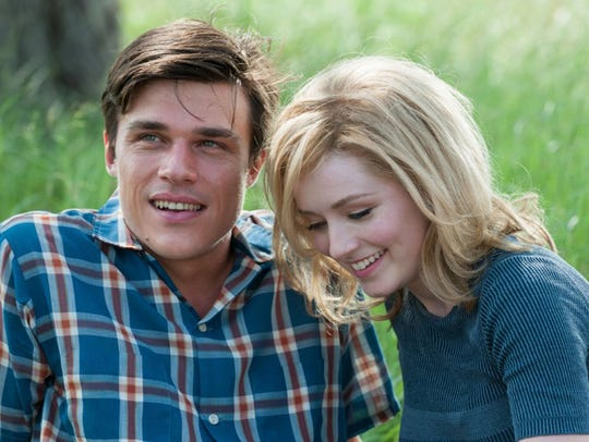 Finn Whitrock and Sarah Bolger are young lovers who,