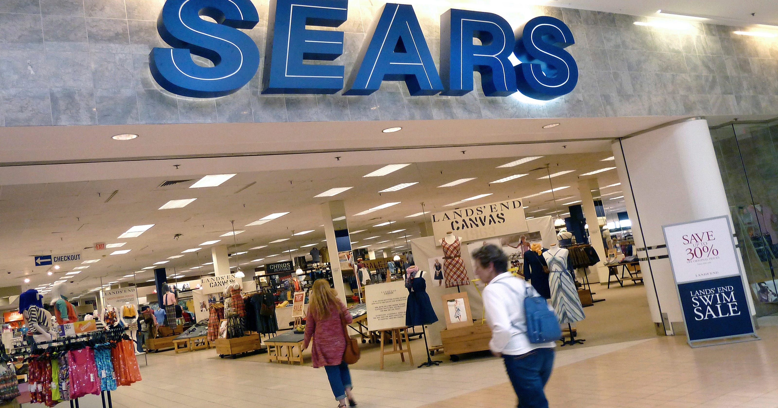 Are malls secretly hoping Sears goes bankrupt?
