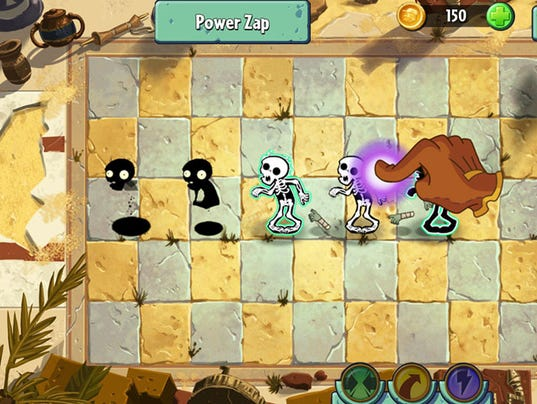Plants vs. Zombies screenshot 1