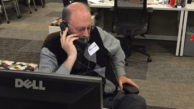 IndyStar Call for Action volunteers take calls from 11 a.m. to 1 p.m. Monday through Friday. The hotline number is (317) 444-6800.