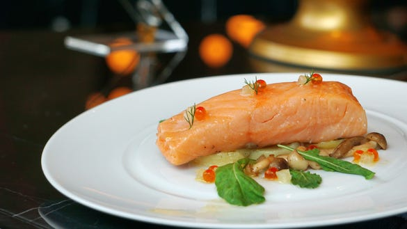 Sous vide cooking is perfect for making salmon and