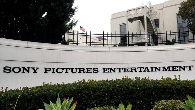 Sony Pictures Entertainment headquarters in Culver City, Calif. on Dec. 2. The FBI has confirmed it is investigating a recent hacking attack at Sony Pictures Entertainment, which caused major internal computer problems at the film studio last week.