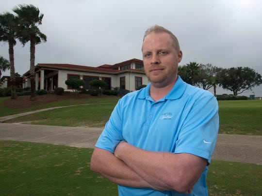 Jay Scruggs, senior manager Integrity Golf has already started making changes to the Tiger Point Golf Club. Integrity took over management of the club in October from the city of Gulf Breeze.