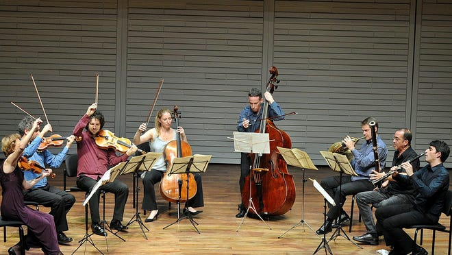 The Israeli Chamber Project has canceled its Sunday concert at The Society of the Four Arts.