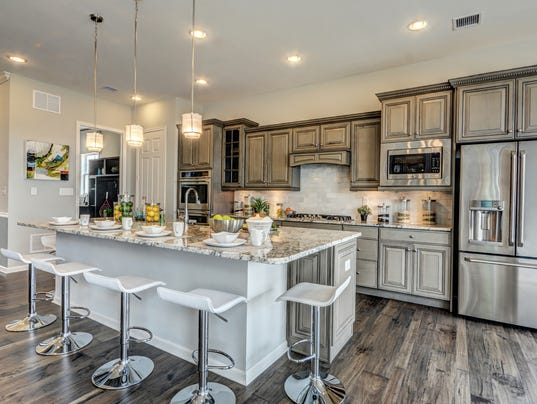 K hovnanian offers spring kitchen upgrades in new jersey for Kitchen upgrades