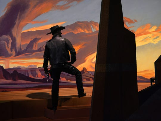 "Morgan Smith stars in Arizona Opera's ""Riders of the"