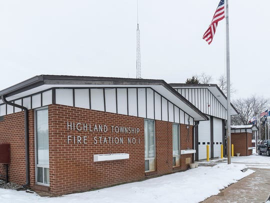 Highland Township's fire stations have seen better