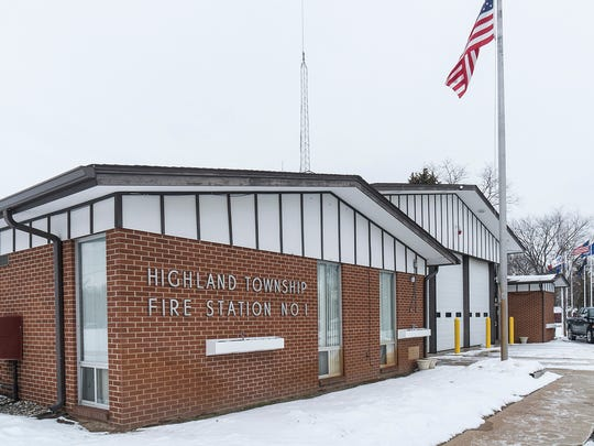 Highland Township's fire stations have seen better days. They are too small for the needs of modern fire service.