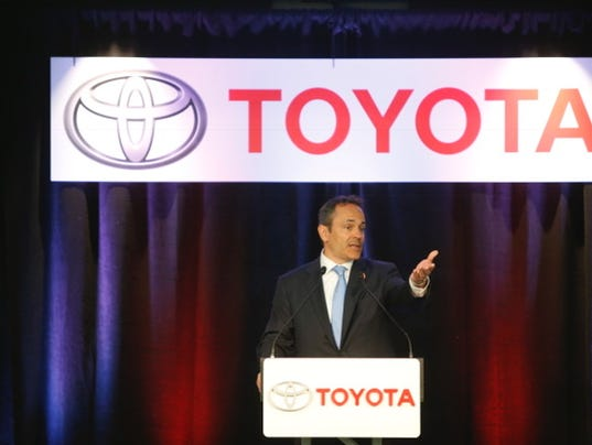 Trump Hails Toyota S 1 3b Investment In Kentucky Camry Plant