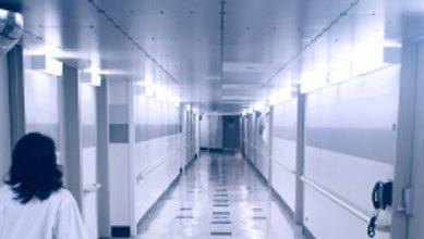 Generic hospital photo