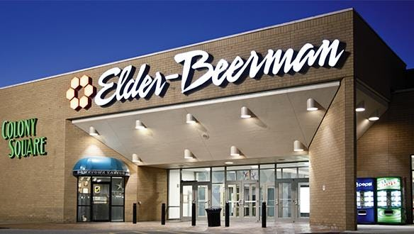 Elder Beerman at Colony Square Mall