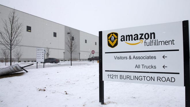 Amazon.com Inc., which operates a large retail fulfillment center in Kenosha, said Monday its home services offering now is available in metro Milwaukee.
