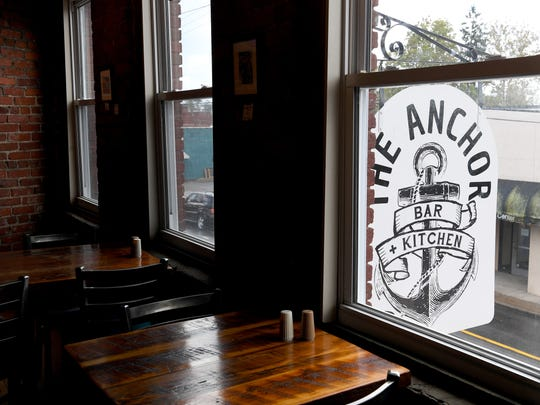 The Anchor Bar and Kitchen is now open on Haywood Road