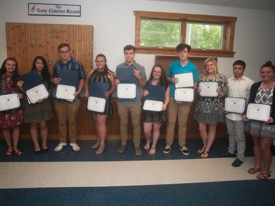 Millville Senior High School's Top 10 career/technical