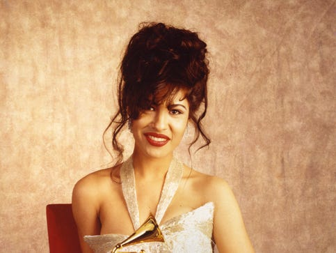 Netflix announces new scripted series based on Selena's life