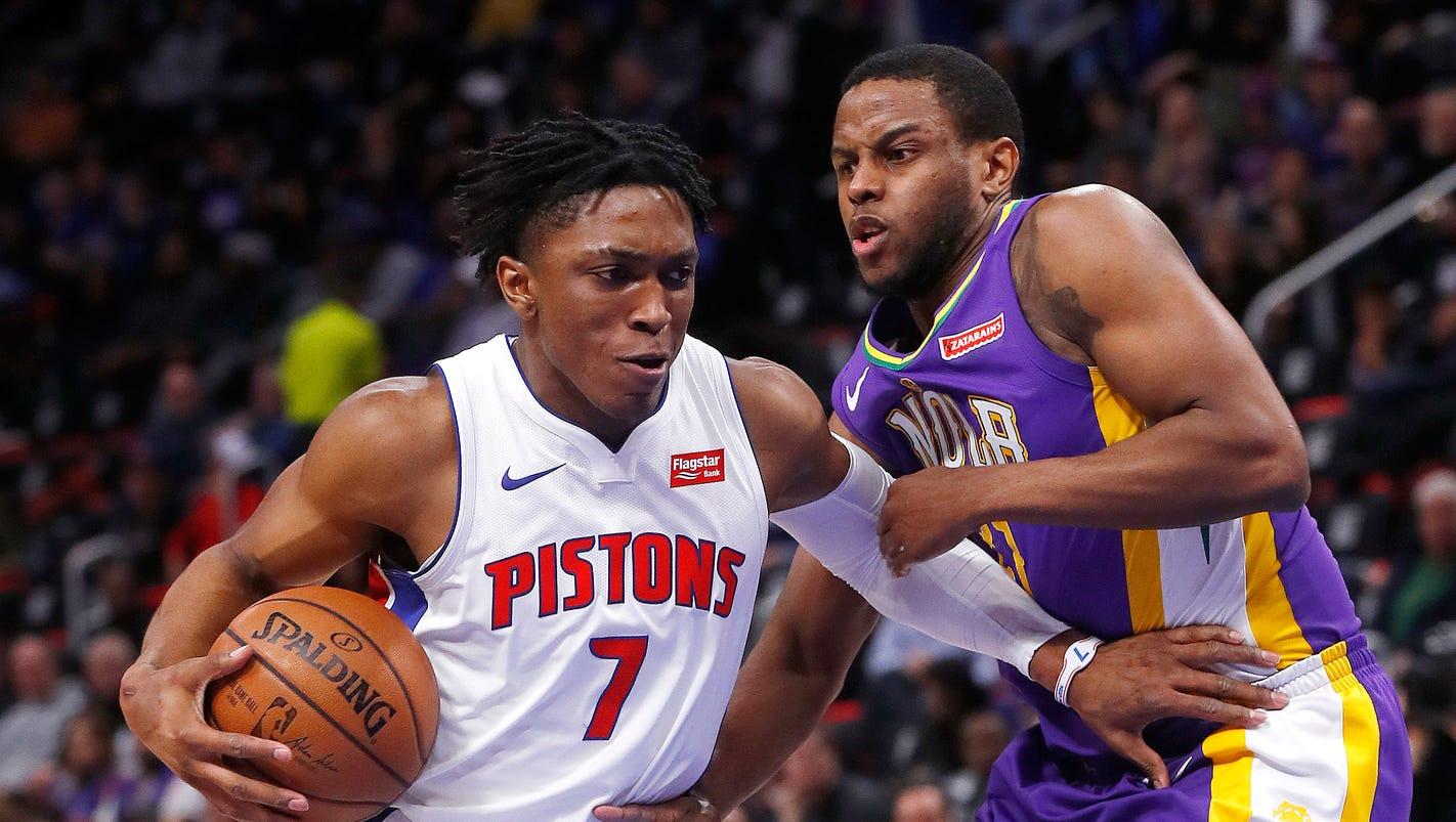 Detroit Pistons at NBA All-Star break: 3 things I like, 3 I don't like