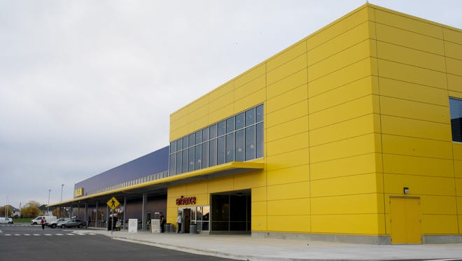 IKEA plans to open a new store in Fishers.