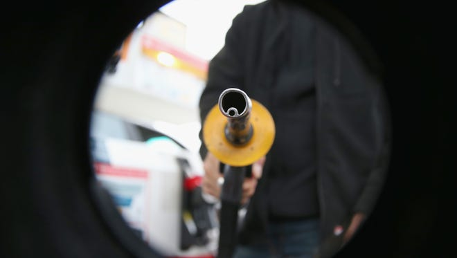 Gas prices are expected to go up.