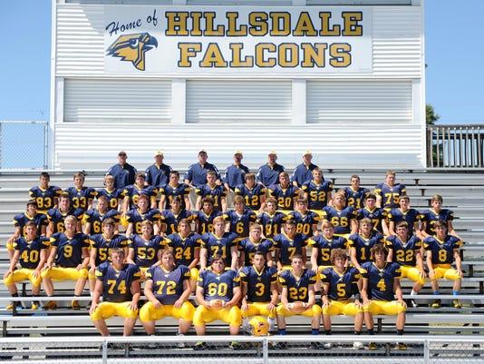 Hillsdale team