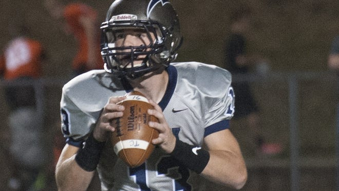 Timber Creek junior quarterback Devin Leary has thrown for 2,257 yards and 33 touchdowns this season. He is one player to watch as the NJSIAA playoffs begin Friday night.