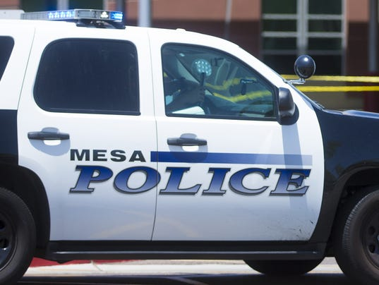 Mesa police shooting: Officials identify man shot by police