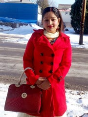 According to police, Yogeswari Khadka, 32, died after being attacked with a cleaver by her husband, Aita Gurung, 34, in their Burlington home on Hyde Street on Thursday, Oct. 12, 2017. Gurung is also accused of seriously injuring Khadka's mother, Tulasa Rimal, 54.