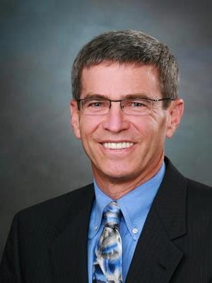 Chandler city councilman Rick Heumann, an avid cyclist, is pushing for the addition of a multi-use pathway along the new South Mountain Freeway. Construction is expected to start on the freeway project in May 2016.
