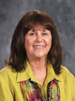 Susan Jordan, principal of Amy Beverland Elementary School, was killed when a school bus jumped a curb at the school, Tuesday, Jan. 26, 2016.