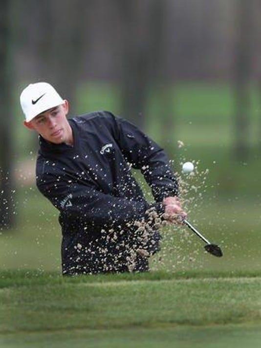 Kyle Kozler golf