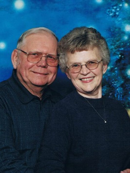 Anniversaries: Harlan Harms & Shirley Harms