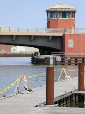 Green Bay's Ray Nitschke Memorial Bridge across the Fox River was open to traffic Monday, the day after a coal ship grazed pilings beneath the span, closing it for more than three hours.