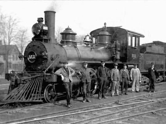 Long Celebration Greeted Arrival Of Binghamton S First Train