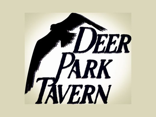 A re-imagined version of old Deer Park Tavern logo by a reader, inspired by the restaurant's recent logo change.