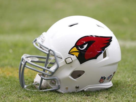 Arizona Cardinals helmet