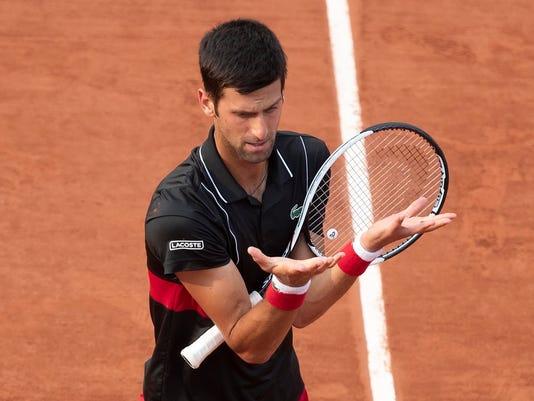 2018-06-05-Novak Djokovic-french-open
