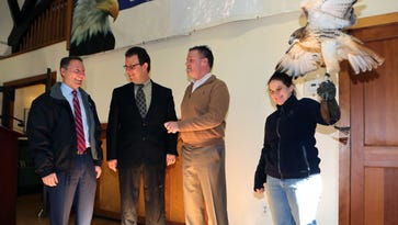 Bald eagles will return to Croton Point, joined by music and food trucks