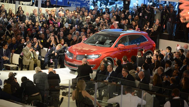 One of the biggest Michigan events of January is the North American International Auto Show in Detroit.