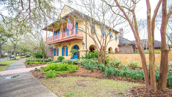 This 3 BR, 4BA home is located at 905 Richland Ave. in River Ranch and is listed at $1,695,000.