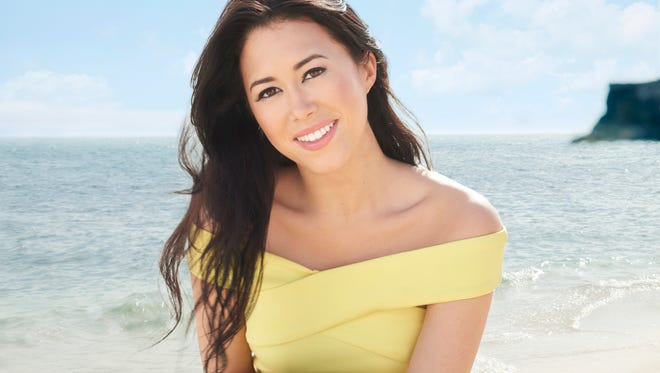 """Spackenkill High School graduate Brittany Lo  is set to appear Tuesday night on """"Coupled,"""" a new reality dating television program on FOX."""
