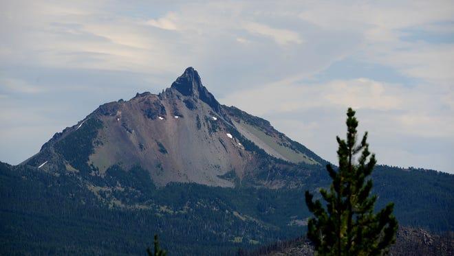 A climber died on Mount Washington during a climb last Thursday.