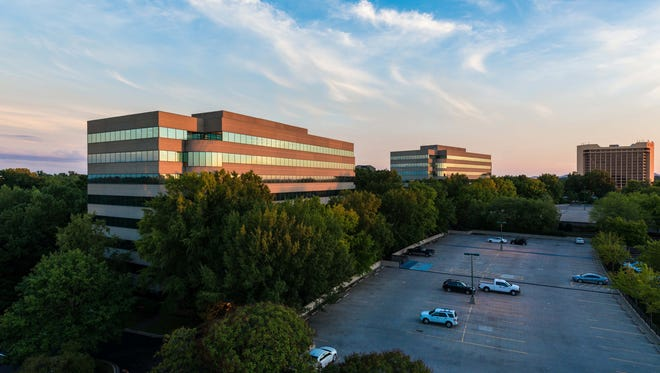 The Highland Ridge office buildings in the Nashville airport area submarket just sold for north of $48 million.