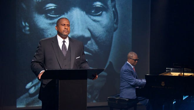 Tavis Smiley adapted his book 'Death of a King' to be a stage production focused on the last year of Dr. Martin Luther King Jr.'s life.