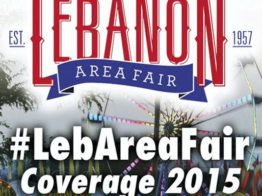 Lebanon Area Fair logo Bobbi Jo Shaud -- Lebanon Daily News