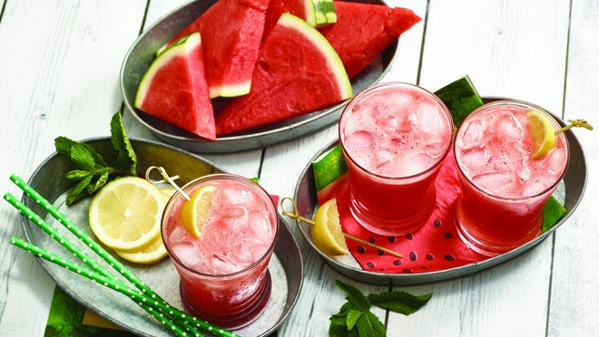 Make a simple Watermelon Juice for a great post-workout snack, or try this flavorful Watermelon Lemonade to put a fresh spin on a summertime favorite. Another option: add watermelon to your favorite fruit shakes or smoothies for a new flavor twist.