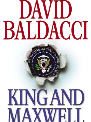 David Baldacci's newest, 'King and Maxwell,' is out this week.