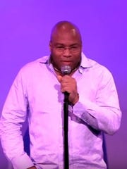 Richard Leon Wilbern from YouTube video of a standup routine recorded March 8, 2012.