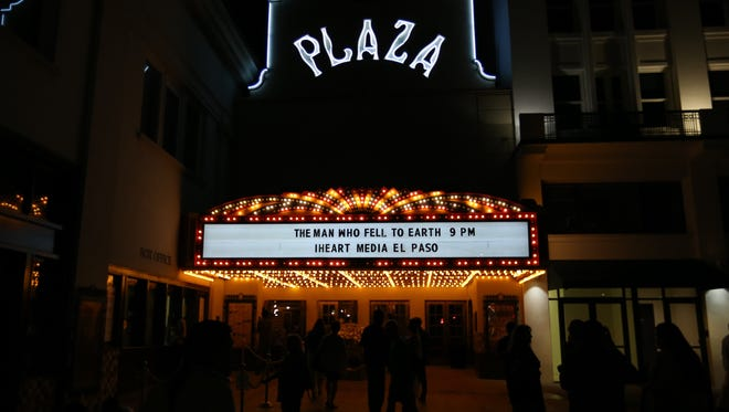 The Plaza Classic Film Festival brings vintage films to the Borderland each year.