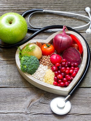 Eating whole foods and plant-based foods brings several health benefits.